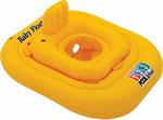 Надувной круг и нарукавник  Intex  Baby Float с трусами 79см 0,5-1лет 56587
