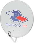 Комплект спутникового телевидения  Триколор  Комплект установщика