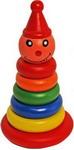 Деревянная игрушка  Фабрика Фантазий  Клоун