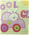Комплект постельного белья  Золотой Гусь  Сool car 3 предмета 100% хлопок (зеленый)