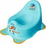 Горшок и сиденье детское  ОКТ  DISNEY САМОЛЕТЫ голубой