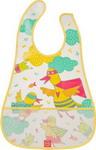 Нагрудник и слюнявчик  Happy Baby  WATERPROOF BABY BIB 16005 YELLOW (DUCKS)