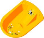 Ванна и аксессуар для ванны  ОКТ  FUNNY FARM, с сливом желтый