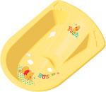 Ванна и аксессуар для ванны  ОКТ  DISNEY Винни пух, с сливом желтый