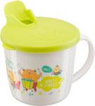 Посуда для детей  Happy Baby  TRAINING CUP 15010 LIME