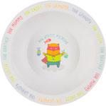 Посуда для детей  Happy Baby  FEEBING BOWL 15016 CAT