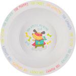 Посуда для детей  Happy Baby  FEEBING BOWL 15016 DOG