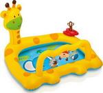 Надувная игрушка для открытого воздуха  Intex  Жираф 57105 NP