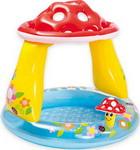 Надувная игрушка для открытого воздуха  Intex  Мухомор 57114 NP