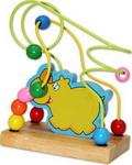 Деревянная игрушка  Фабрика Фантазий  Носорог