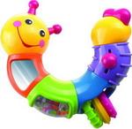 Игрушка для новорожденных  Huile  Гусеница