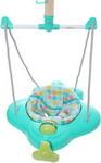 Прыгунки  Baby Care  Aero Viridian Blue