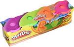 Товар для творчества  Hasbro  Набор из 4-х банок, неоновые цвета