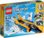 Конструктор  LEGO  Creator Реактивный самолет