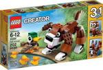 Конструктор  LEGO  Creator Животные в парке
