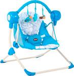 Электрокачели  Baby Care  Balancelle S 700 с пультом ДУ синий