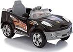 Электромобиль  Jetem  Coupe чёрный