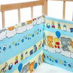 Бампер и бортик для кроватки  Idea Kids  Игрушки