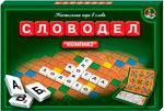 Настольная развивающая и обучающая игра  Десятое Королевство  Словодел