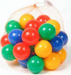 Аксессуар для спорта и отдыха  Нордпласт  Пластмасовые шары для сухого бассейна диаметр 8 см, 30 шт