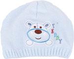 Головные уборы и шарфы  Shapochka  Teddy  (голубая), размер 42