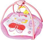 Игрушка для новорожденных  Жирафики  Бабочки