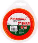 Аксессуар для садовой техники и инвентаря  Hammer  216-102 TL ROUND 1.6мм*15м круглая, цвет - красный