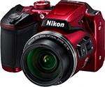 Фотоаппарат  Nikon  COOLPIX B 500 красный