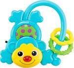 Соска для бутылочек, соска-пустышка и зубопрорезыватель  Happy Baby  Monkus 330304