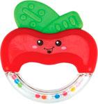 Соска для бутылочек, соска-пустышка и зубопрорезыватель  Happy Baby  Apple fun 330305
