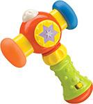 Интерактивная и развивающая игрушка  Happy Baby  MAGIC HAMMER 330067