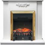 Камин  Royal Flame  Lumsden с очагом Fobos BR (белый)