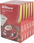 Сопутствующий товар для кофейного оборудования  Filtero  Premium №4 200шт