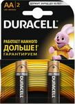 Батарейка, аккумулятор и зарядное устройство  Duracell  LR6/MN 1500-4BL BASIC AA