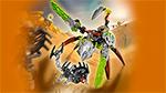 Конструктор  LEGO  Bionicle Кетар Тотемное животное Камня