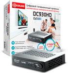 Цифровой телевизионный ресивер  D-Color  DC 930 HD
