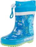 Детская обувь  Котофей  166060-11 р. 22 голубые