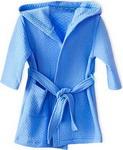 Домашняя одежда  Грач  капитон, 100% хлопок, Рт.122, Голубой