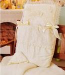 Комплект на выписку  Арго  12 предметов, зима, мех, синтепон пл.300, Шампань