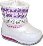 Детская обувь  Капитошка  F 5412 р. 23 белые
