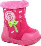 Детская обувь  М+Д  4502 28р малиновый