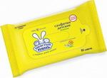 Салфетки детские  Ушастый нянь  очищающие, 80 шт
