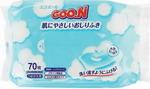Салфетки детские  Goo.N  70 шт (сменный блок)
