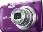 Фотоаппарат  Nikon  COOLPIX A 100 пурпурный
