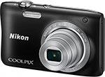 Фотоаппарат  Nikon  COOLPIX A 100 черный