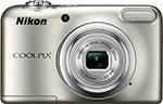 Фотоаппарат  Nikon  COOLPIX A 10 серебристый