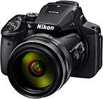 Фотоаппарат  Nikon  Coolpix P 900 черный