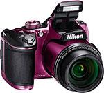 Фотоаппарат  Nikon  COOLPIX B 500 plum