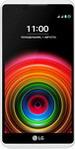 Мобильный телефон  LG  X Power K 220 DS бело-черный