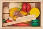 Сюжетно-ролевая игра  Фабрика Фантазий  Игрушка деревянная Вкусный завтрак